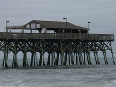 Garden City Beach Sc On Pinterest Things To Do Pavilion