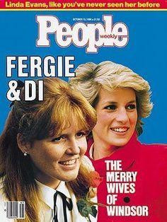 princess diana sarah ferguson - Princess Diana Photo (19735406 ...