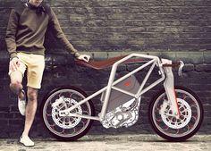KTM Ion Concept Moto
