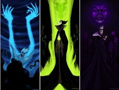 Which Disney Villain Are You?Malificent mistress of evil with powers of hell