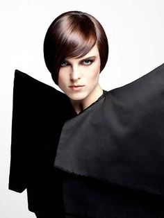 Haircut Bob Hairstyles, Short Hair Styles, Hair Cuts, Bobs, Hair Beauty, Tattoo, Inspiration, Fashion, Haircuts