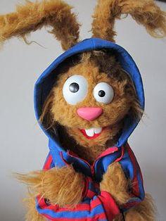 jarrod boutcher puppets: Bunny on Ebay