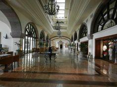 .Casa Magna lobby...Cancun