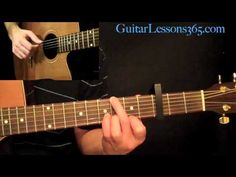 Fire And Rain Guitar Lesson - James Taylor - Guitar Lesson - YouTube
