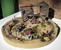 Amper Sand, built by Geoff Potter, from Wamberal, NSW Australia N Scale Model Trains, Model Train Layouts, Scale Models, Lionel Train Sets, Model Magic, Standard Gauge, Free To Use Images, Ho Trains, Model Building