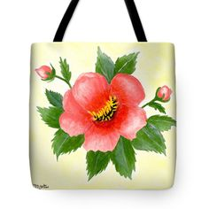 "Simply Tote Bag by Flamingo Graphix John Ellis (18"" x 18"").  The tote bag is machine washable, available in three different sizes, and includes a black strap for easy carrying on your shoulder.  All totes are available for worldwide shipping and include a money-back guarantee."