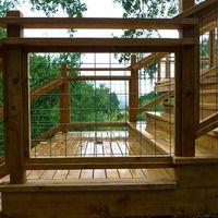 Best 13 Best Mesh Images Deck Railings Deck Building A Deck 400 x 300