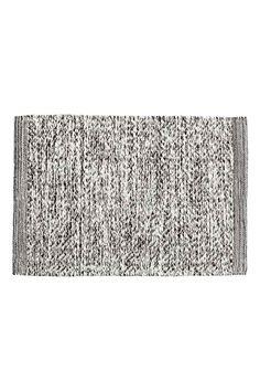 Podkładka pod talerz - Biały/Czarny - HOME | H&M PL 1