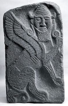 Orthostat relief: winged human-headed bull Period: Neo-Hittite Date: ca. 9th century B.C. Geography: Syria, Tell Halaf (ancient Guzana) Culture: Hittite Gallery 400