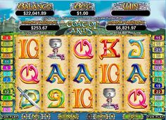 coat of arms slot machine review: http://www.24hr-onlinecasinos.com/slots-machines/coat-of-arms-slot-machine/