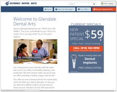 """Here at Glendale Dental Arts we """"TREAT YOU LIKE FAMILY."""" This is our commitment to you. This is our motto. This is our way of life at our Glendale dentist office!"""