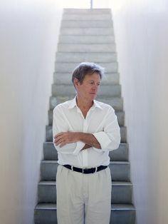 JOHN PAWSON (?  residential - world : http://www.johnpawson.com/architecture/residential/walshhouse http://www.johnpawson.com/architecture/residential/medinahouse )
