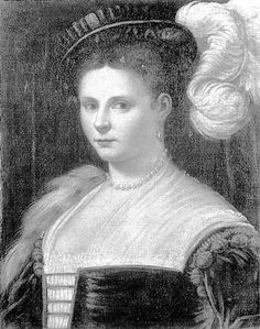 , The Republic of Venice Unknown artist of the Venetian School, Portrait of a Young Woman Renaissance Fashion, Renaissance Clothing, Italian Renaissance, Historical Clothing, Italian Women Style, Italian Fashion, Italian Outfits, Italian Clothing, Republic Of Venice
