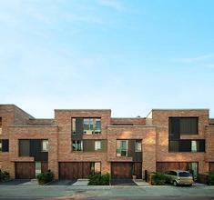065 Stadtwerder městské domy - LORENZEN MAYER ARCHITEKTEN