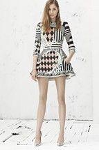 Balmain Parigi - Pre-Spring 2013 - Shows - Vogue. Passion For Fashion, Love Fashion, Runway Fashion, High Fashion, Fashion Show, Womens Fashion, Fashion Design, Fashion Styles, Street Fashion