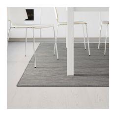 HODDE Matto, kudottu - 200x300 cm - IKEA