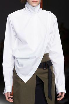 Eudon Choi at London Fashion Week Fall 2015 - Livingly