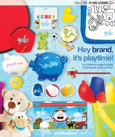 Promotional Kids Merchandise! Click the following link to view products > http://www.completemerchandise.co.uk/snapshot-categories/snapshot-kids-merchandise-june-15.html