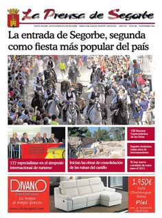 La Prensa de Segorbe nº 180 Noviembre 2014