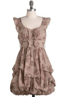 Tea Leaves Dress
