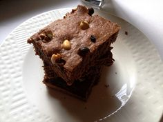 Old Fashioned Chewy Brownies