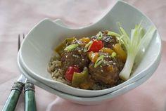 Gluten Free Hawaiian Meatballs | Gluten Free recipes | blog | Simply Gluten Free