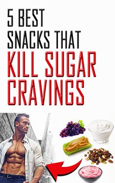 .Yep, we are all human - we all have a sweet tooth - so the next time you get the urge to reach for something sweet, grab one of these healthy snacks to help fuel your day without sabotaging your fitness goals... #sugaraddiction #sugarcravings #weightloss #bellyfat #fatburn