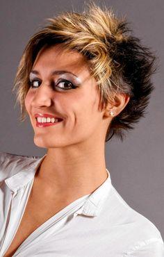 Freche frisuren kurz - http://stylehaare.info/201-freche-frisuren-kurz.html. #TRENDS2017 #frisuren #haar #frisuren2017