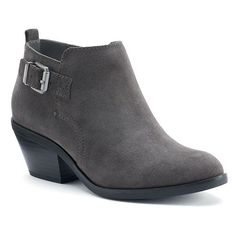 SONOMA Goods for Life™ Women's Suede Ankle Boots
