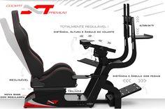 Cockpit Extreme Racing XT Premium