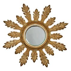 Hickory Manor House Solare Mirror - 29W x 29H in.   from hayneedle.com