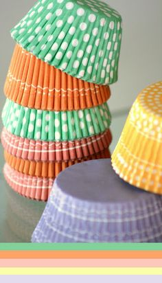 cupcake liners!        http://homegrown-chic.blogspot.com/