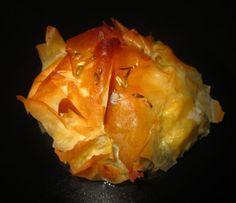 Receta de pastel de pollo con especias casero