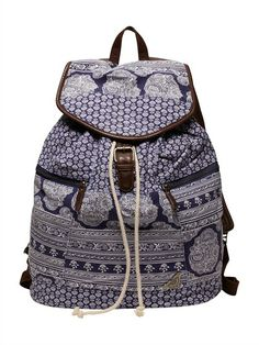 131c73b06f Camper Bag - gotta love that print Backpack Purse