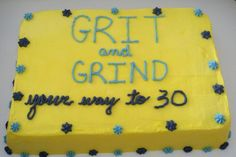 Memphis Grizzlies birthday cake.