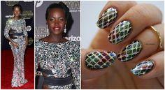 Fife Fantasi Nails : Fashion Sunday- Lupita Nyong'o