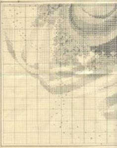 Earth Angel - 3/5 Solo Patrones Punto Cruz (pág. 267) | Aprender manualidades es facilisimo.com