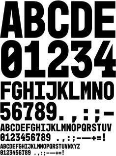 Mono45 Bold