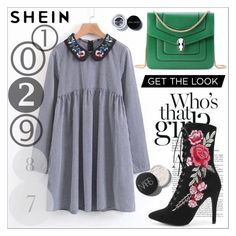 """SHEIN inspired set"" by maiah-bee ❤ liked on Polyvore featuring Bobbi Brown Cosmetics"