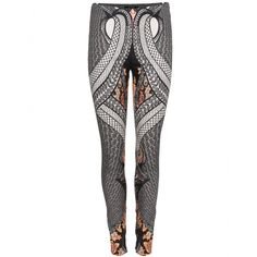 Feeling daring? Pair these Etro pants with a thin-striped, black and white top