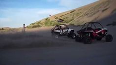 Fun weekend of racing at the St Anthony Sand Dunes! The world just keeps getting faster as the dunes this time were full of super fast RZR's.