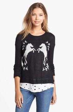 Tissue Knit Sweater