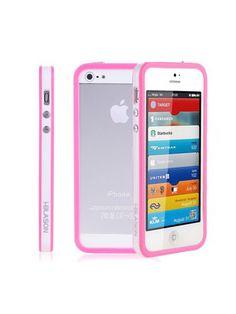 If You're a Minimalist: Bumper Case for iPhone 5, $9.95; i-blason.com