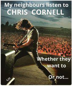 Chris Cornell xx