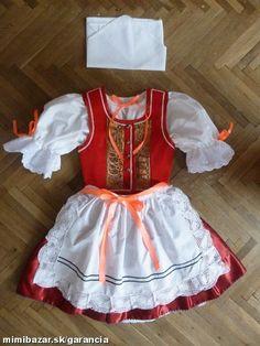 DETSKÉ ĽUDOVÉ KROJE Apron, Two Piece Skirt Set, Costumes, Skirts, Dresses, Ideas, Fashion, Outfits, Vestidos