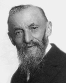 Giuseppe Peano - an Italian mathematician. The author of over 200 books and papers, he was a founder of mathematical logic and set theory, to which he contributed much notation. The standard axiomatization of the natural numbers is named the Peano axioms in his honor. As part of this effort, he made key contributions to the modern rigorous and systematic treatment of the method of mathematical induction