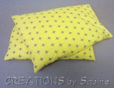 Microwaveable Corn Heat Pack Pillow Therapy by CREATIONSbySabine, $14.00