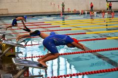 Se llevo a cabo la primera Copa de Natación de novatos en Aguascalientes ~ Ags Sports