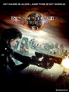Resident Evil: Retribution Wallpapers and Posters .. http://www.teentainment.com/2012/05/resident-evil-retribution-wallpapers.html