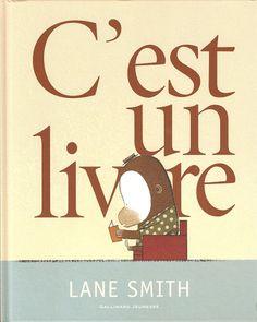 C'est un livre - Lane Smith (2011)